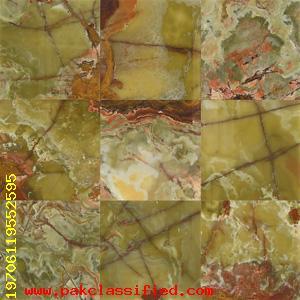 Green Onyx Tiles