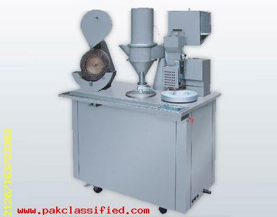 JTJ-V Semi-Automatic Capsule Filling Machine