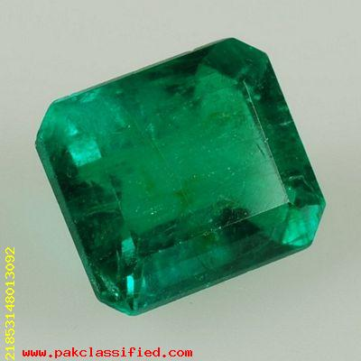 Swat Emerald 2.5 karat Rs 13000/-