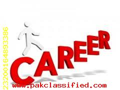 Career Opportunities for Talented Applicants