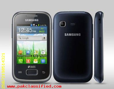Samsung S5302 Galaxy pocket dous
