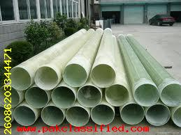 FRP/GRP Pipes and Fittings