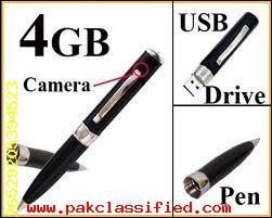 camera pen in pakistan