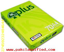IK Plus A4 Copy Paper 80gsm/75gsm/70gsm