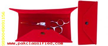 Hair dressind scissors